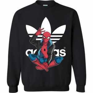 Spiderman Adidas Marvel Sweatshirt