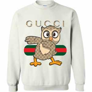 Owl Gucci Sweatshirt