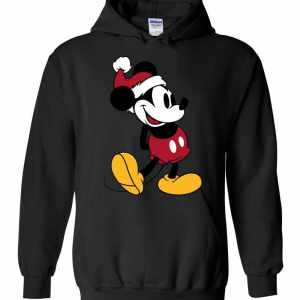 Disney Classic Mickey Mouse Christmas Hoodies
