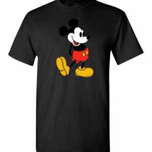 Disney Classic Mickey Mouse Men's T-Shirt