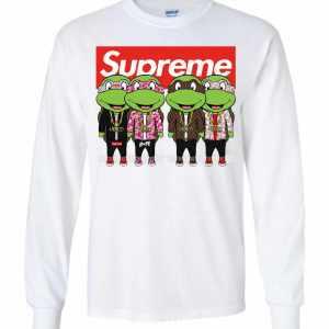 Supreme Turtle Long Sleeve T-Shirt