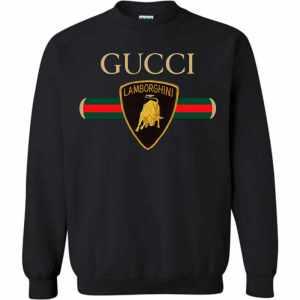 Gucci Lamborghini Collection Sweatshirt