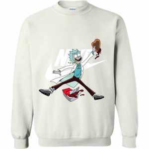 Rick Nike Funny Sweatshirt