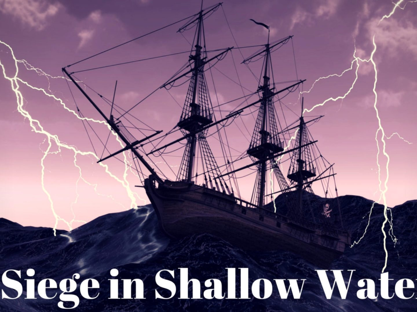 A Siege in Shallow Waters: A Collaborative Poem