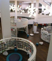 Centrale Bibliotheek, Netherland