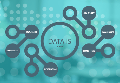 graphic illustration of what data is