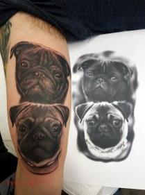 rachel pugs