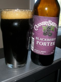 Cannery Brewing - Blackberry Porter