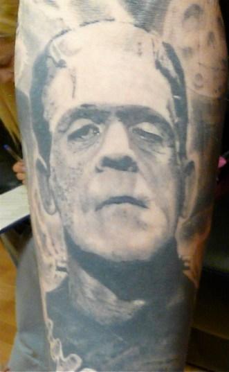 frankenstein_tattoo_by_xcharcoalx