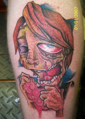 Zombie_Tattoo_by_deargodeverything