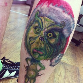 Grinch-tattoo