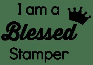 Blessed Stamper Logo