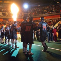 NLL: Black Wolves look to continue momentum against Knighthawks