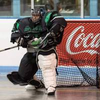 Swarm Sign Third Goalie Grant Crawley