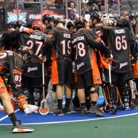 NLL: Bandits take down Rush in OT