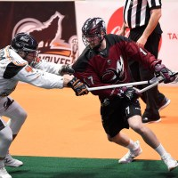 NLL: Keogh sparks Mammoth in New England