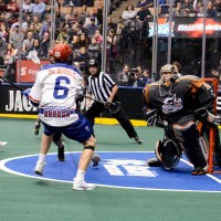 """Stone Cold"" Aaron Bold on fire for Black Wolves"