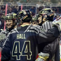 Wings are back, but fall to Bandits 17-15