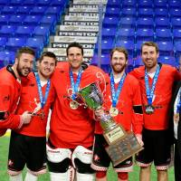 World Lax: Gold medal an honour for Canadian goaltender Poulin