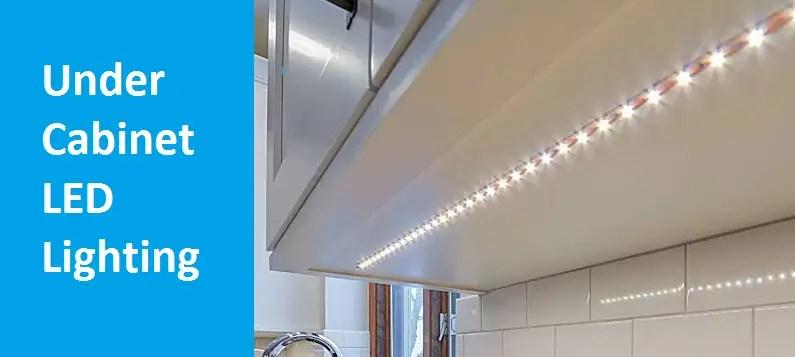 15 best under cabinet led lights