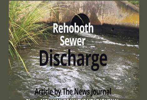 Rehoboth Cited for Sewer Discharge