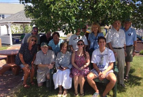 Sierra Club Donates Memorial Bench in Haon's Honor
