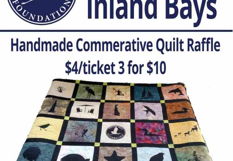 Commemorative Quilt Raffle