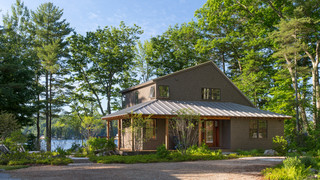 Houzz Tour: Summer Camp Style for a Lakeside Home in Maine (20 photos)