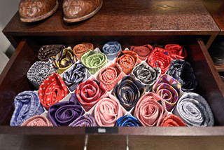 10 Ways to Store That New Father's Day Tie (10 photos)