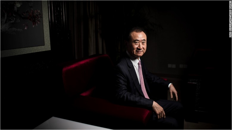 Chinese billionaire dumps huge London real estate deal