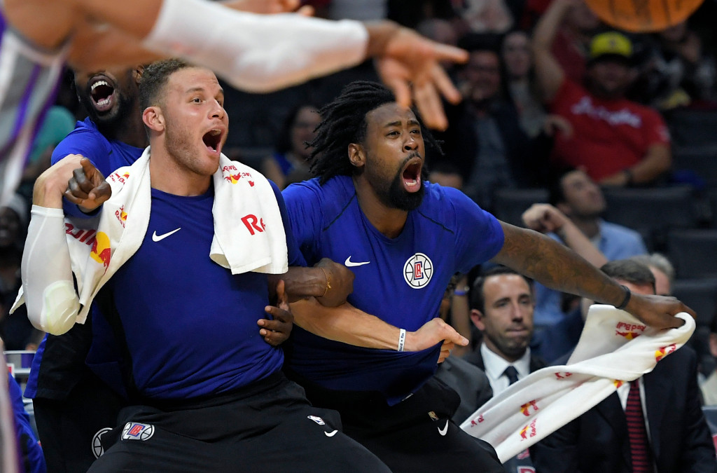 Clippers 2017-18 roster breakdown
