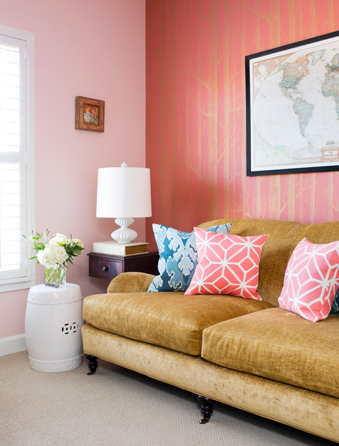 Try These Other Fall Colors for a Fresh New Interior (17 photos)
