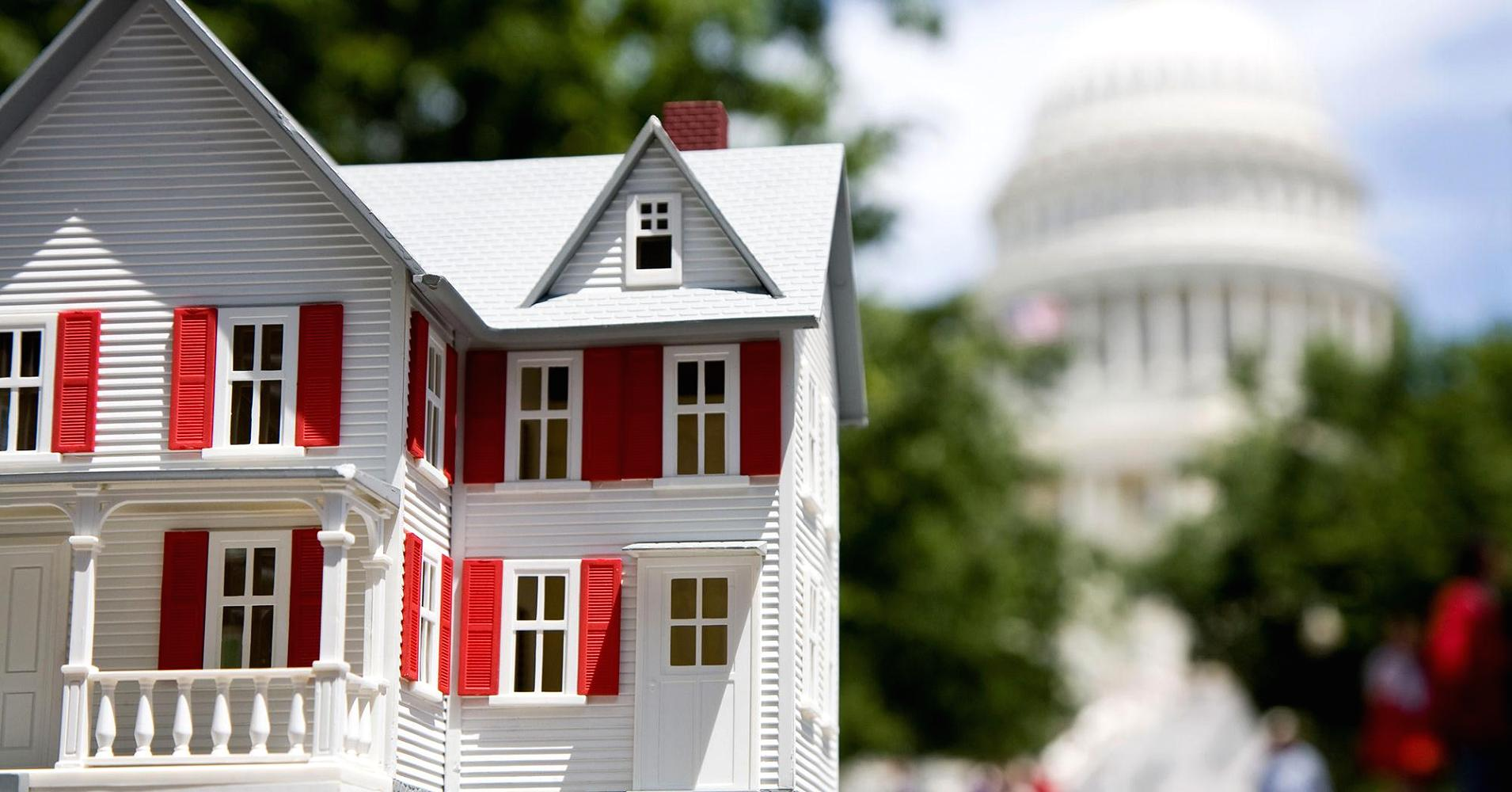 Government shutdown would create roadblocks in the housing market