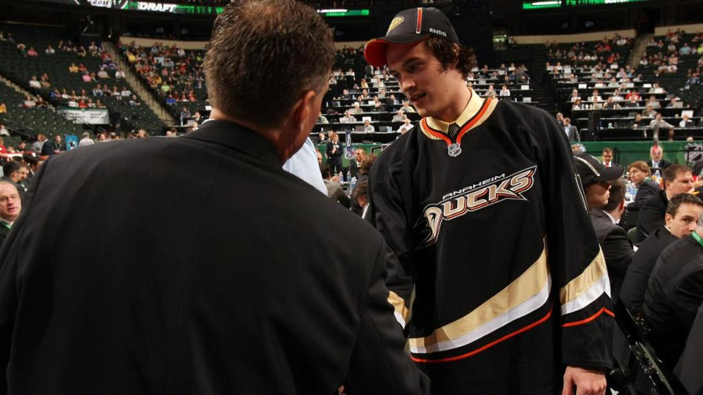Fruitful 2011 draft has given the Ducks staying power as Stanley Cup contender