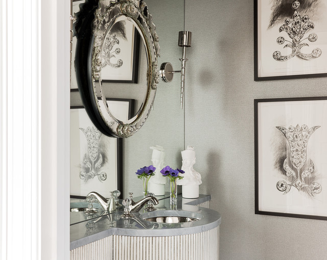 8 Bathroom Mirror Ideas You Might Not Have Thought Of (8 photos)
