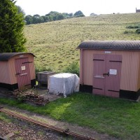 Lamp Huts & Lock-Ups