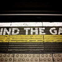 Book Review: Mind the Gap by Simon James