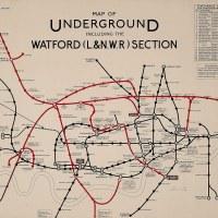 Marvellous Maps 3. London Underground