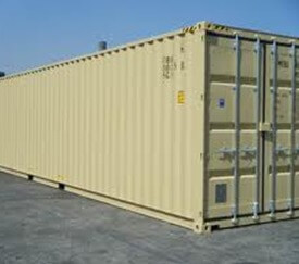 available sizes for rent storage