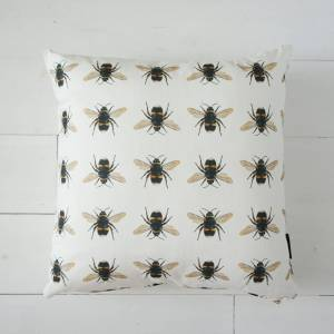 Busy Bee - Art Print Cushion