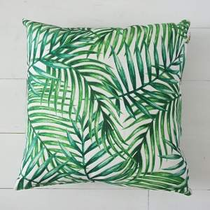 Palm Pattern - Art Print Cushion