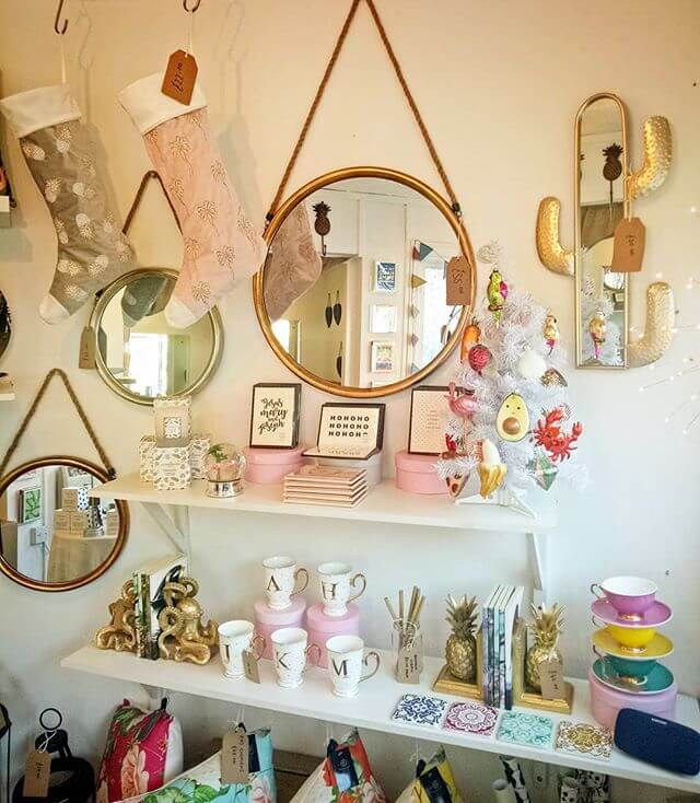 Gifts galore! Pop in and say hello