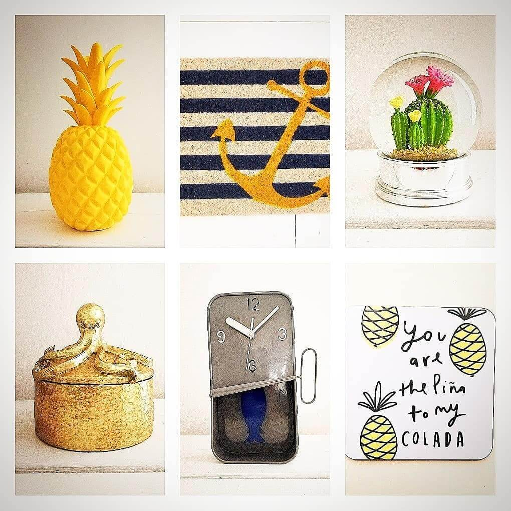🍍GIFTS UNDER £20🍍 Get yourself down to Inle Home – Rottingdean today (11-5) and bag yourself a trendy bargain. Lots more in store for under £20 or shop 24/7 online at inlehome.co.uk