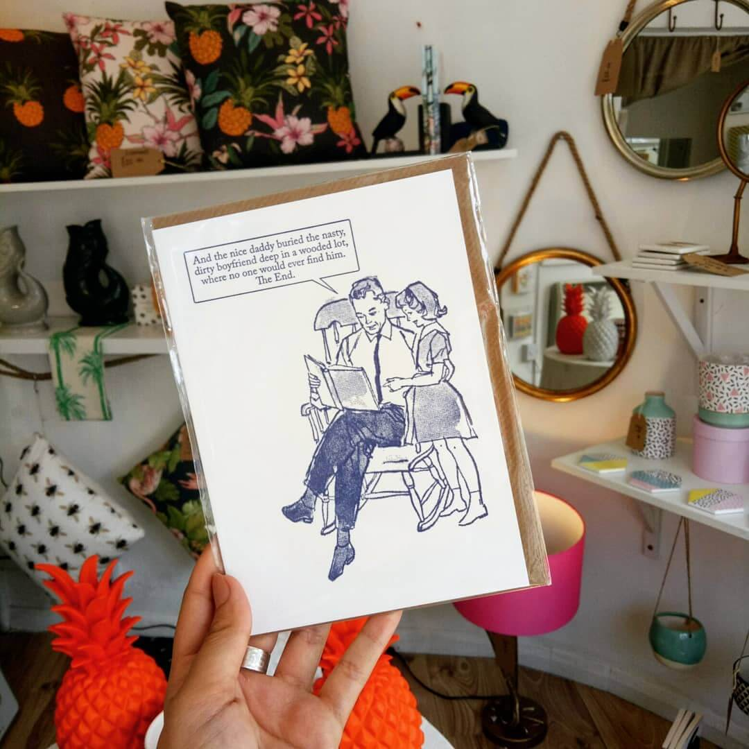 💙Don't forget to get your dad a Father's Day card! 💙 Stop by Inle Home in Rottingdean and get yours today