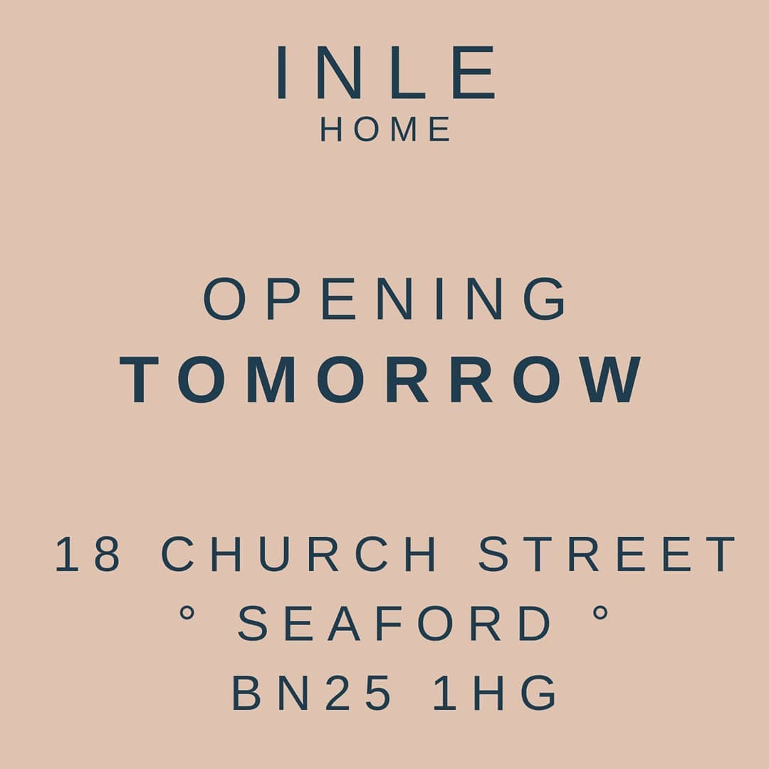 SO EXCITED!! Come and check out all of the lovely homewares and gifts we have to offer – TOMORROW FROM 10AM! The prosecco is chilling as we speak