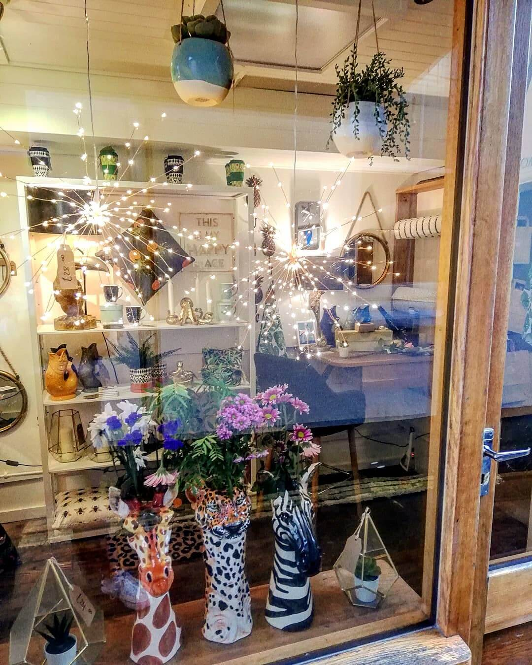 Open until 3pm today! Come and brighten up this dreary day with a lovely gift for yourself