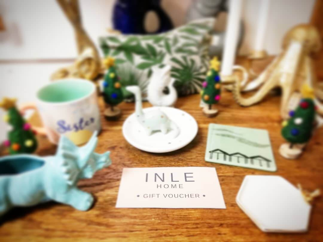 💚 Can't decide what to get them? No problem! Grab an Inle Home GIFT VOUCHER this Christmas 🎁 Can be used online and in store. You choose the amount