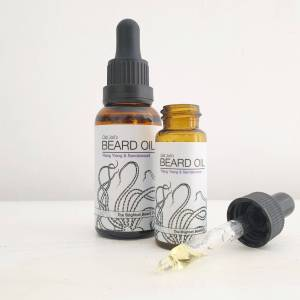 Brighton Beard Co. Beard Oil