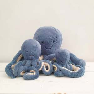 Storm Octopus by Jellycat 3 sizes