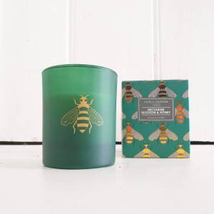 Emerald Bee Scented Candle